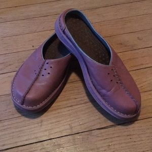 Simple Clog Style Slip Ons